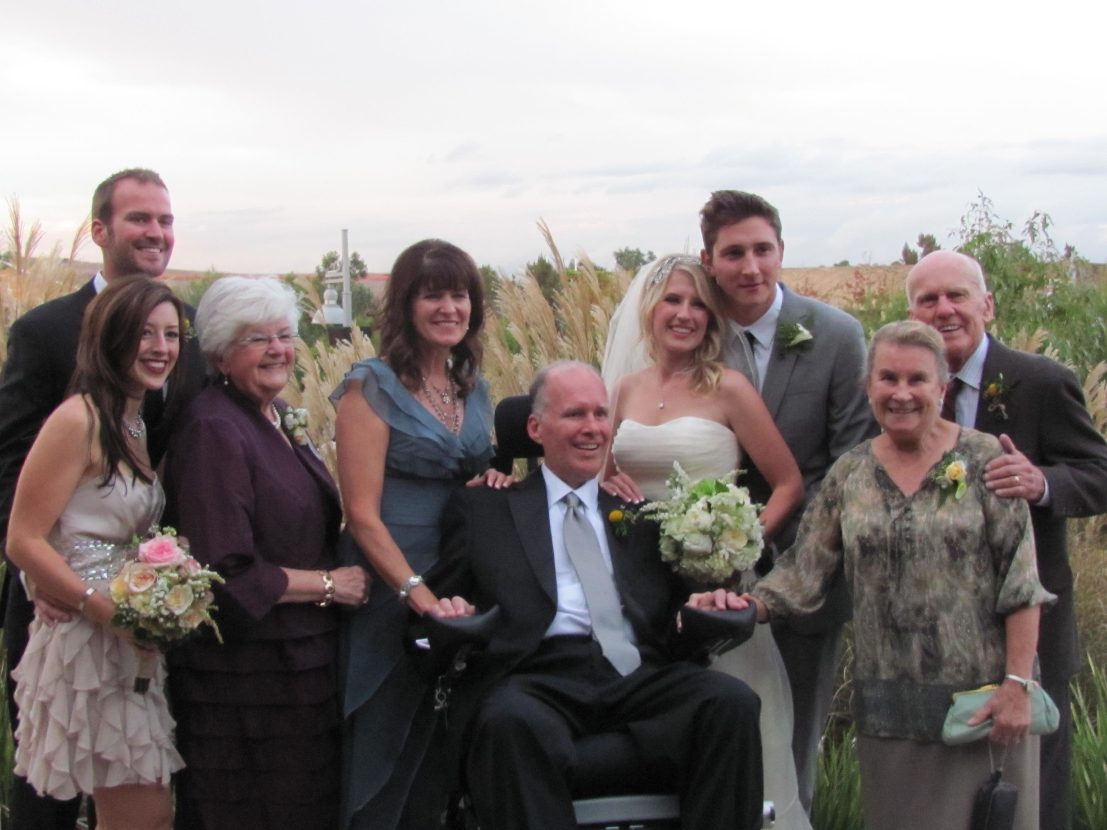 Chelsea's Wedding, The Devin Family
