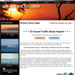 Cook Inlet Risk Assessment Comment Period Closing