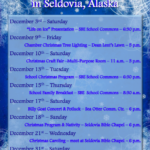 December Calendar – Events to Enjoy This Holiday Season