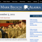 Begich Newsletter to Alaska for December 2011