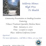 Seldovia Shines: High Five to Health