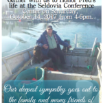 Join us to Celebrate Fred's Life