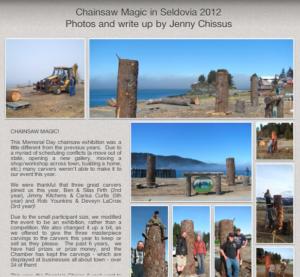 120628 Chainsaw Magic