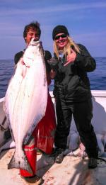 Seldovia Alaskan Fishing Charters Halibut