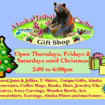Tribal Cache Opens for Christmas Shoppers
