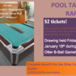 Pool Table Raffle Extended – Buy Your Ticket Now!