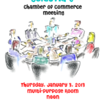 Chamber Meeting This Thursday
