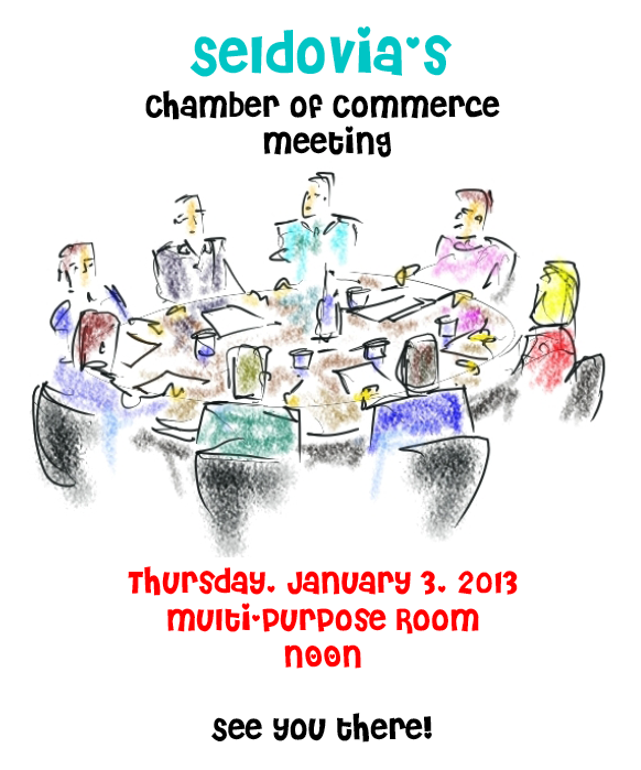 130102 Chamber Meeting