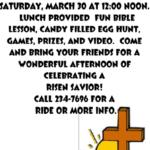 Seldovia Easter Celebration