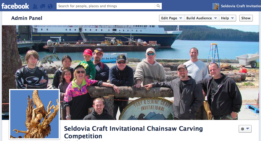 ChainsawCarvingFacebookPage