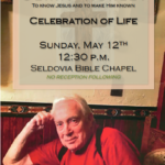 Celebration of Life for Gerry