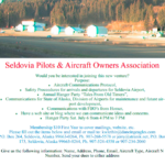 Seldovia Forms its First Pilot's Association