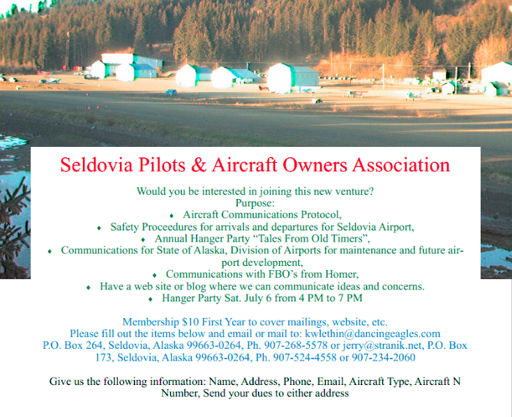 Seldovia Pilots Association