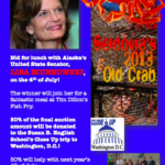 Senator Lisa Murkowski Honored as Seldovia's Old Crab