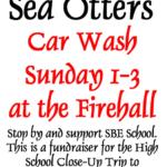 Car Wash Fundraiser for Washington DC