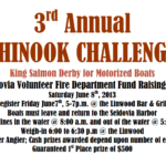 3rd Annual Chinook Challenge – King Salmon Derby