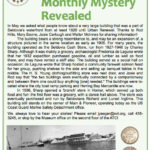 Seldovia Museum's Monthly Mystery Revealed for May!
