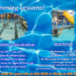 Summer Swimming Lessons