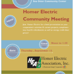 HEA Hosts Annual Community Meeting