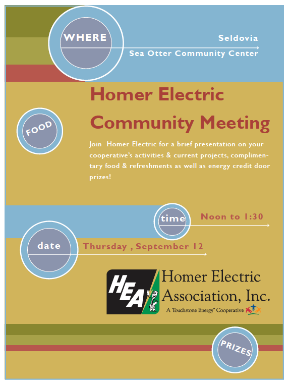 HEA Community Meeting Flyer