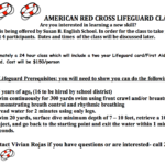 Lifeguard Training Opportunity