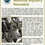 SVT Seldovia Museum Mysteries and Reveals