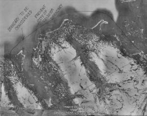Boundary Image of Seldovia and surrounding area