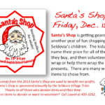 Seldovia's Santa Shop Serving Youth Around the World