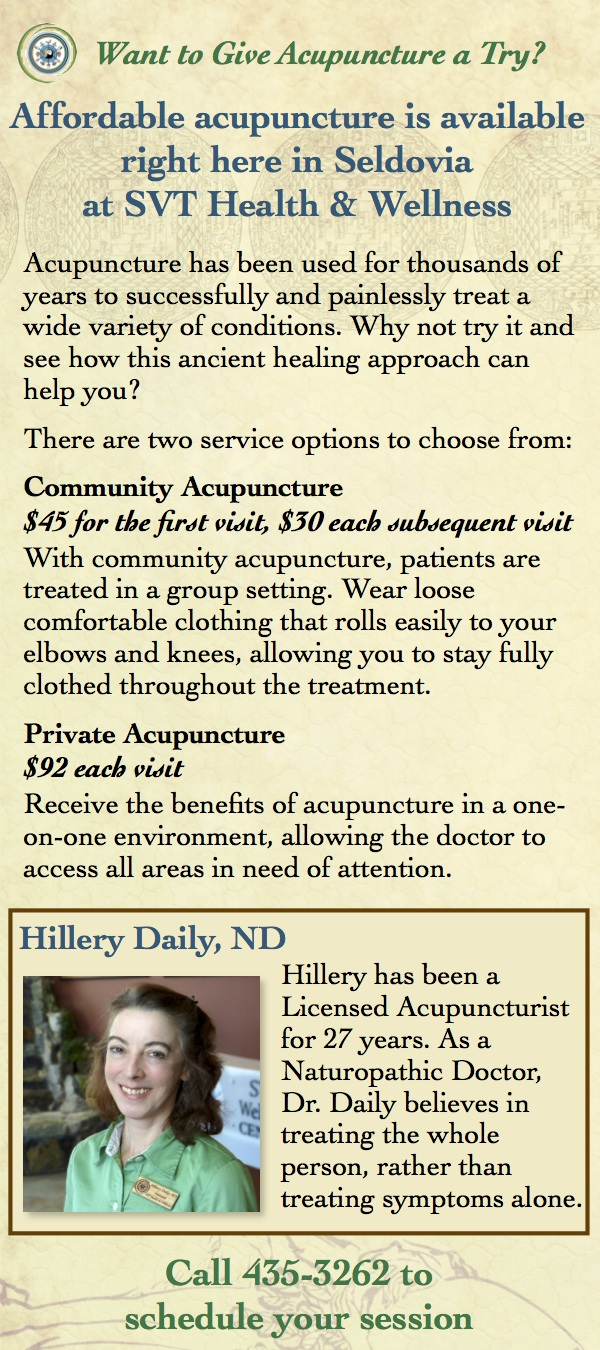 Community Acupuncture SOV v4