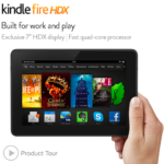 Win A Kindle Fire HDX – Support Our Kids