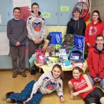 Close Up Students Continue Their Fundraising Efforts