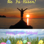 Happy Easter Seldovia!