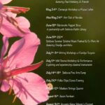 Seldovia Arts Council Summer Line Up