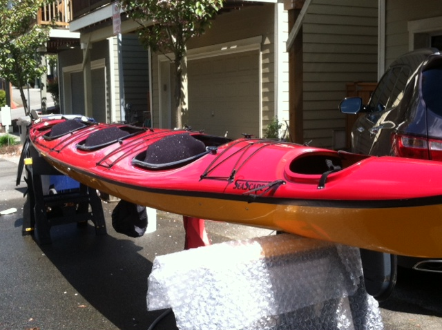 3 person kayak 2014 grand prize