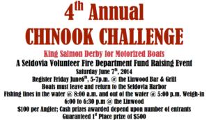 Chinook Challenge