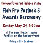 Fish Fry Potluck and Awards Ceremony