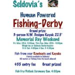 Human Powered Fishing Derby is Just Days Away