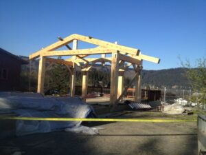 Beams are up