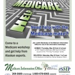 Help Through the Medicare Maze…