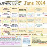 SOCC June Calendar 2014