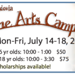 Register Now for Seldovia's Fine Arts Camp!
