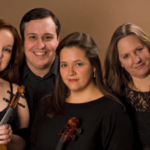 Strings at Sunset – The Madison String Quartet