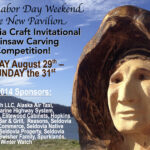 Join us for our 9th Annual Chainsaw Carving Competition!