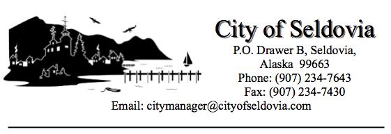 City of Seldovia Logo