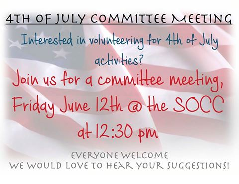 4thJulyCommitteeMeeting