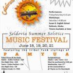 Summer Solstice Festival Information