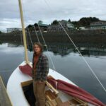 Inaugural Sail for Seldovia's Young Sailor and Boat Builder