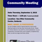 HEA Community Meeting