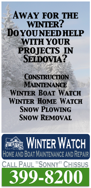 Seldovia Winter Watch