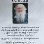 Come Celebrate Oz's Life with family and community.